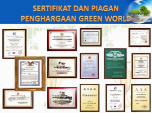 piagam green world